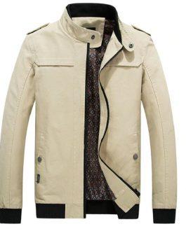Autumn Mens Casual Jacket