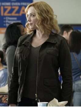 Christina Hendricks Good Girls Jacket