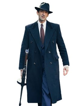 Brody Peaky Blinders Wool Coat