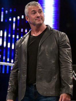 CEO Vince McMahon Black Blazer