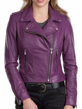 Womens-Classic-Motorcycle-Leather-Jacket