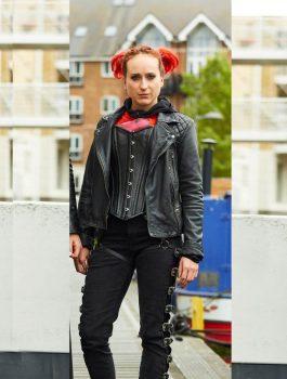 Zomboat-kat-Black-Biker-Jacket
