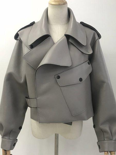 Grey-Biker-Jacket