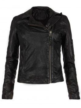 amy-pond-black-leather-jacket