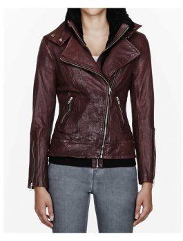 Emma Swan Once Upon a Time Season 4 Jacket