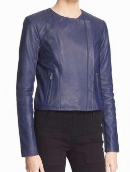 Emily Bett Rickards Arrow Leather Jackets