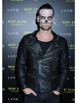 Adam-Lambert-Halloween-Party-Leather-Jackets