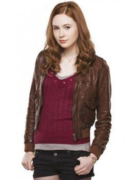 amy-pond-brown-jacket