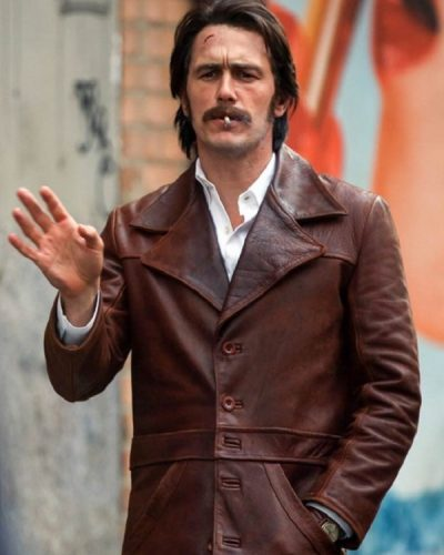 James Franco The Deuce Frankie Martino Jacket