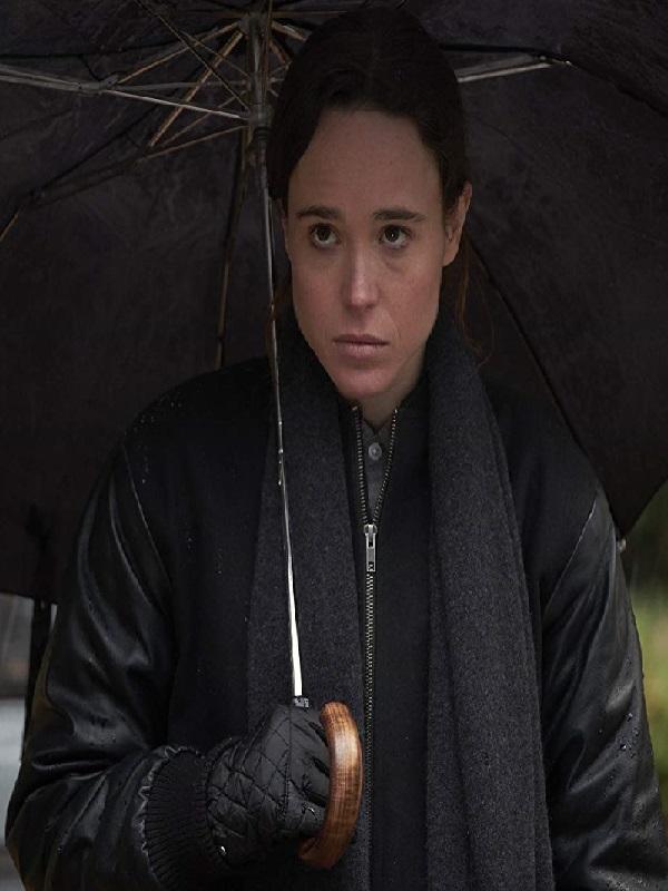 Ellen Page The Umbrella Academy Vanya Hargreeves Jacket