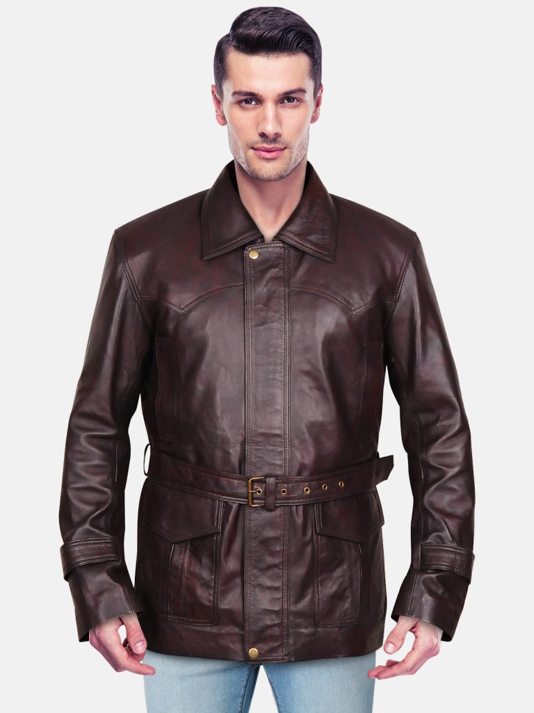 best brown leather
