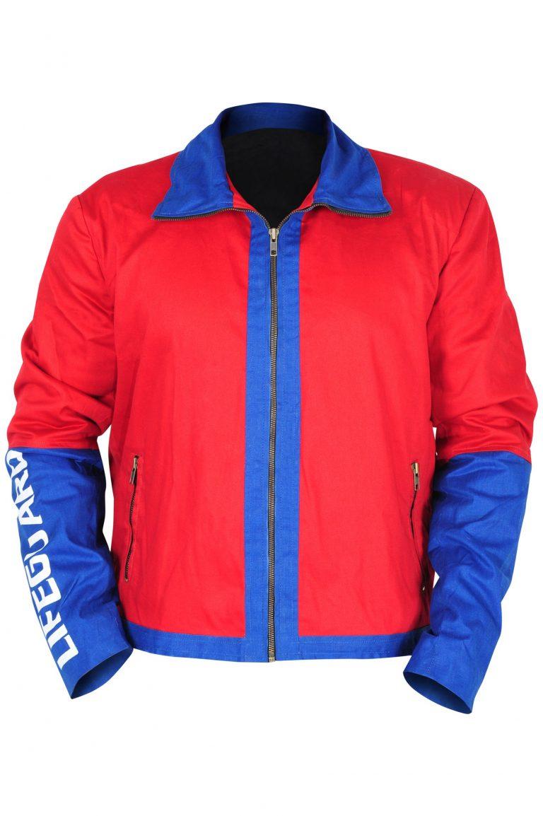 Baywatch Dwayne Johnson Jacket