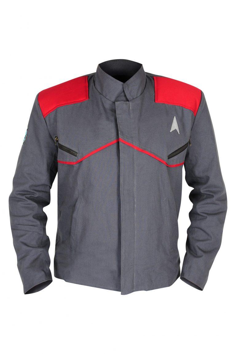 grey jacket for men