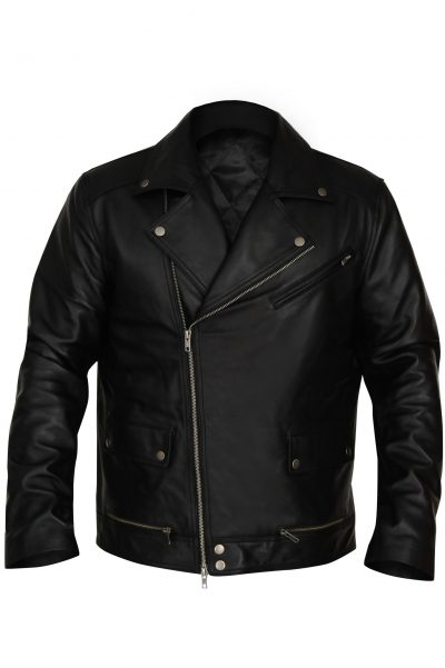 genuine leather jacket for mens