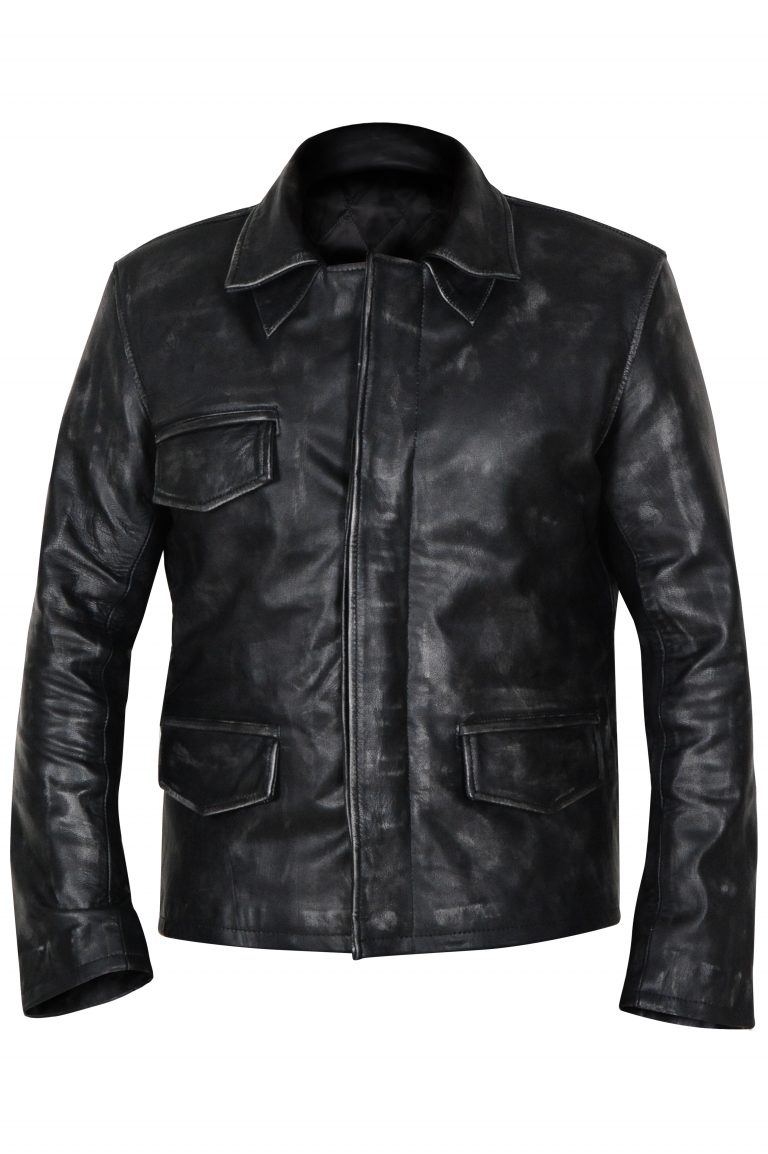 Genuine Leather Jacket for Men's