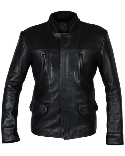Best Black Leather Jackets for Men