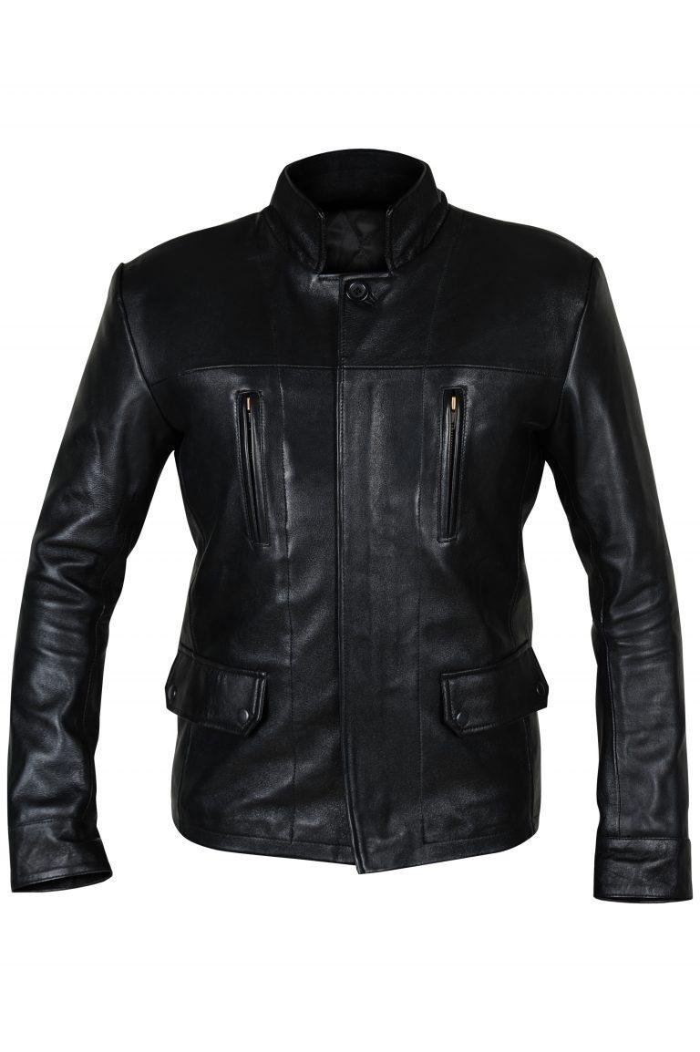 Best Black Leather Jackets for Men