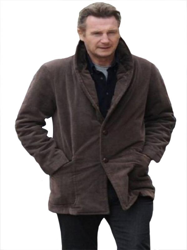 Vintage Style Brown Coat