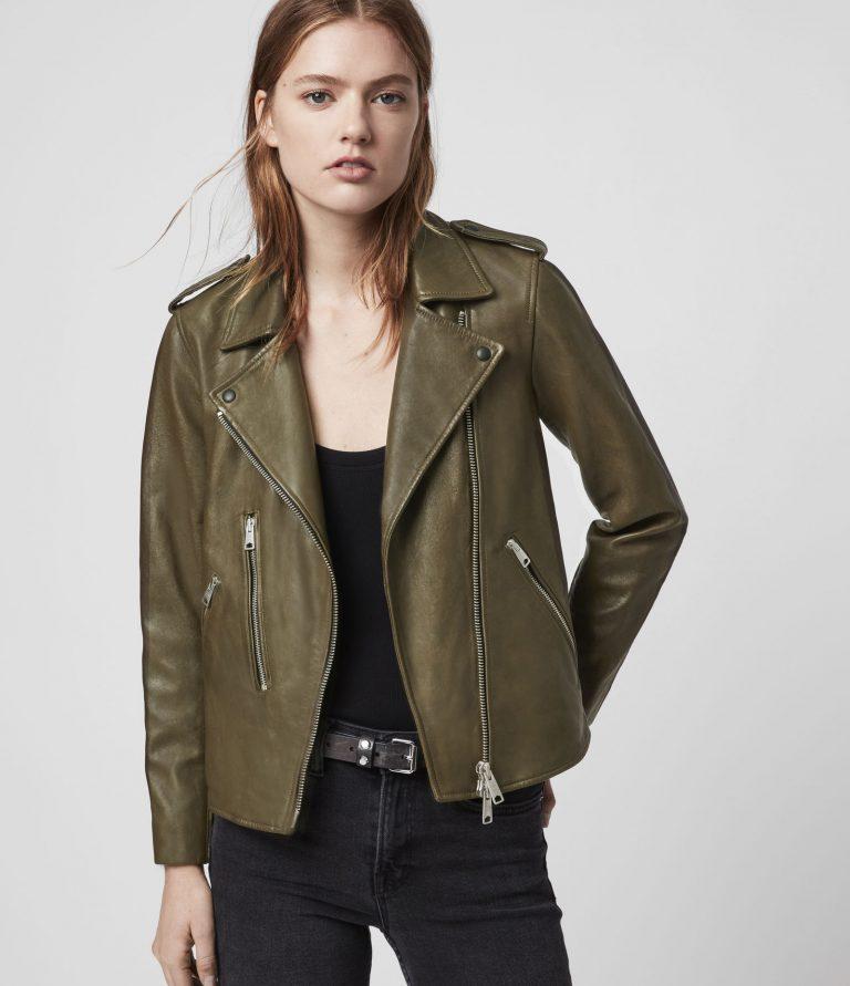 New look Women Leather Jacket