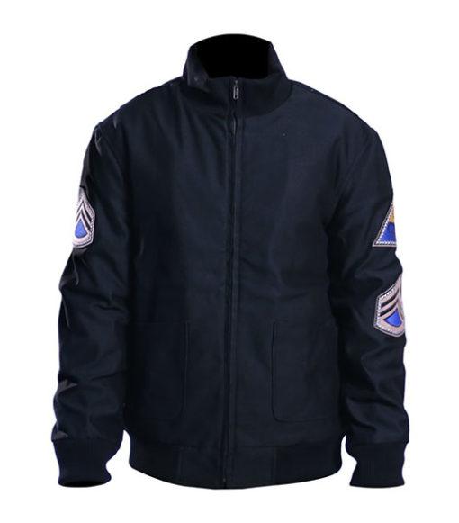 Smart Leather Jacket For Mens