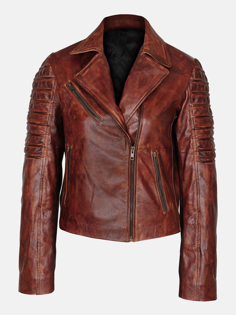 Trendy Brown women Jackets