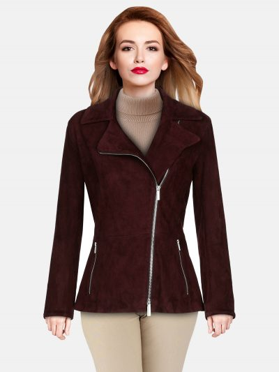 Trandy Women Biker Jackets