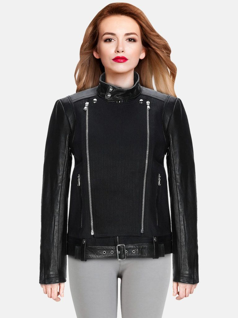 Classic-Pitch-Black-Leather-Jacket