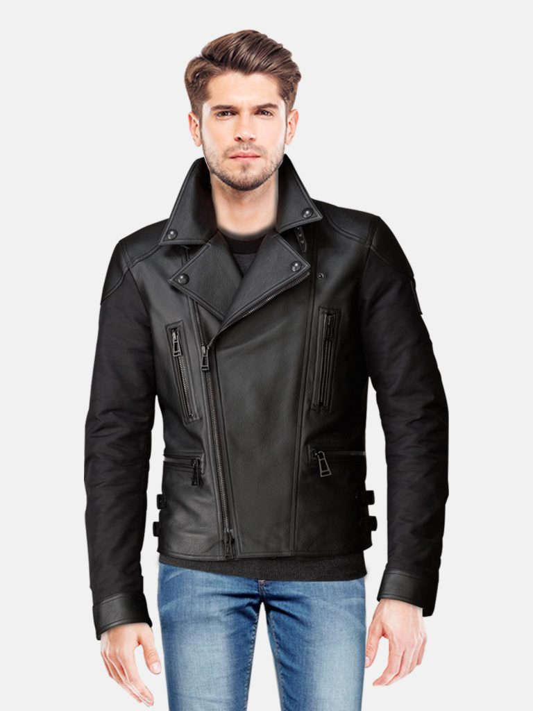 Men's Black Alwyn Jacket.