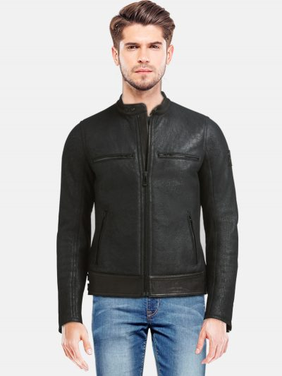 Men Black Reddale Blouson