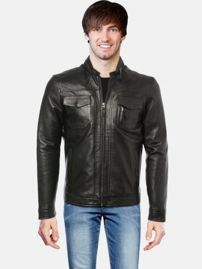 FL Men's Leather Jackets