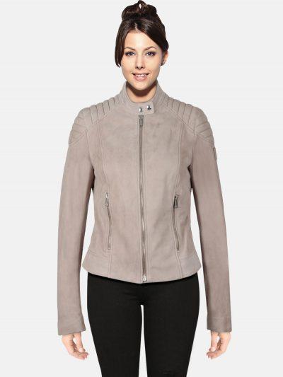 Womens Beige Mollison Jacket