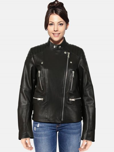 Women's Leather ideal Jacket
