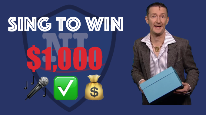 Sing to Win $1000