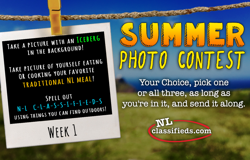 NL Classifieds Summer Photo Contest