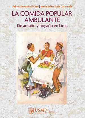 La comida popular ambulante