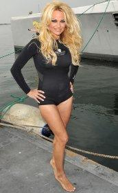 Anderson feet pamela Pamela Anderson