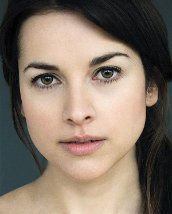 Where else, English Actress Amelia Warner would pass in