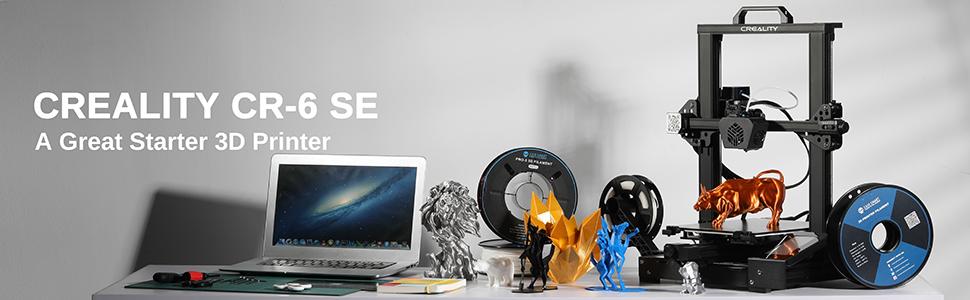 Creality CR-6 SE FDM 3D Drucker | SainSmart.DE