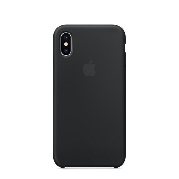 98c4f54a24c Carcasa Cuero Iphone X Apple Black Original