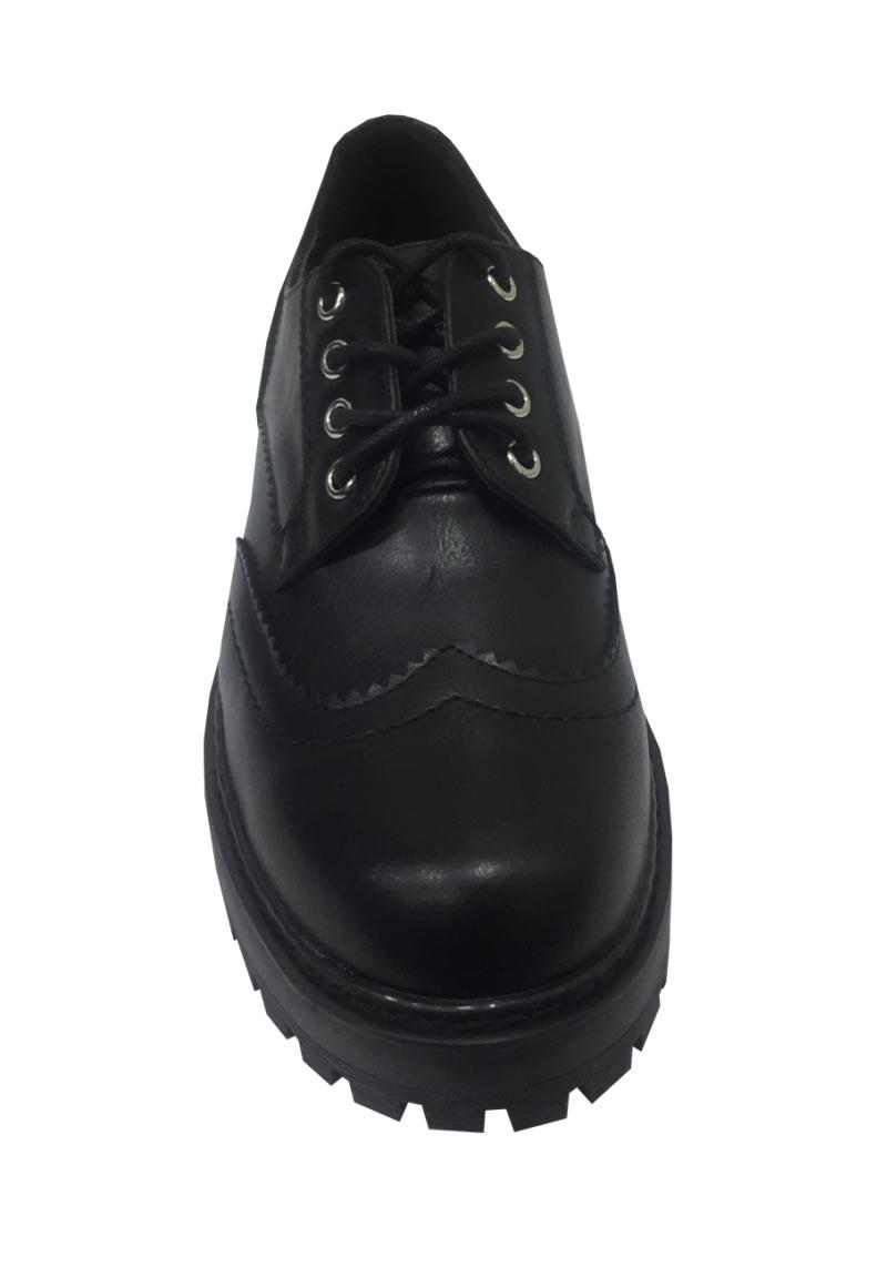 Ripley - Zapato escolar simil cuero Negro ZAV53 ! 5bc42dd1f0d5