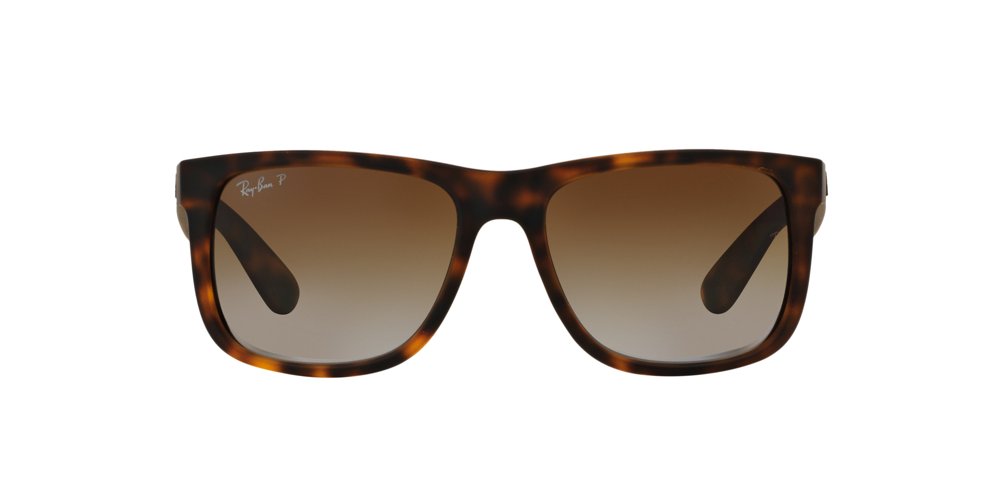 e95380d3e2 Ripley - Ray Ban Justin Havana Rubber lente Brown Gradient Polarized !