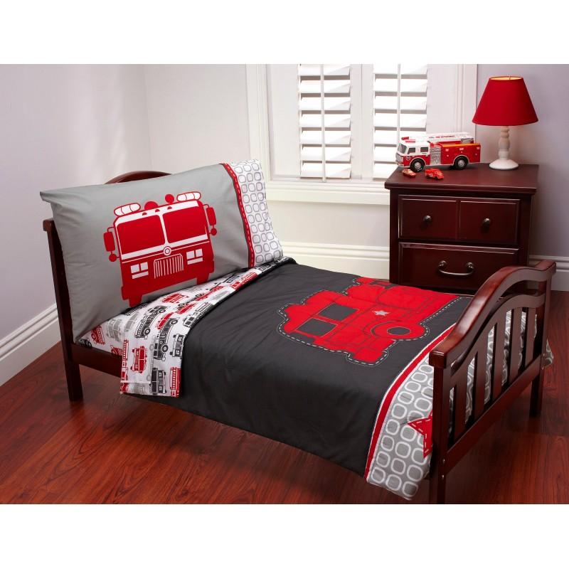 9635e2bcf8a Ripley - Set de ropa para cama de transición camión bombero Carter s !