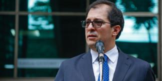 Francisco Barbosa, fiscal general de la nación