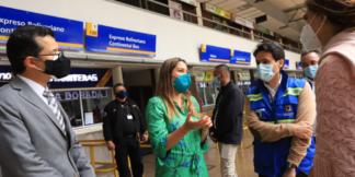 Terminales de Bogotá