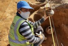 Hallazgo arqueológico