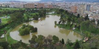 Parque de los Novios Bogotá