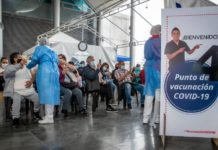 Vacunas aplicadas en Bogotá