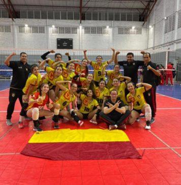 Campeones Vóleibol