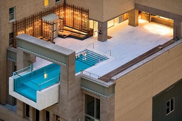 Las 5 piscinas m s extra as del mundo - Losas para piscinas ...