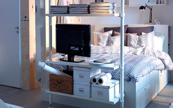 Consejos para aprovechar el espacio en tu casa - Aprovechar espacios en casa ...